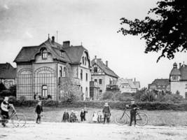 Beamtenkolonie in Leverkusen