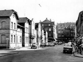 Nobelstraße in Leverkusen
