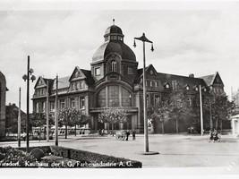 Kaufhaus in Leverkusenum 1927