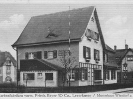 Musterhaus in der Dhünnstraße Leverkusen
