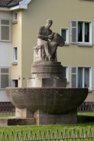 Feierabend-Brunnen in Leverkusen