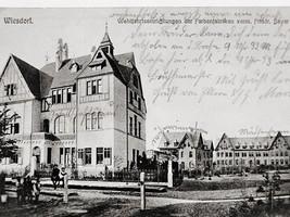Gesellschaftshaus, Wöchnerinnenheim und Haushaltsschule in Leverkusen