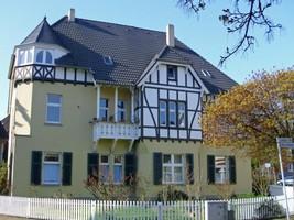 Meisterwohnhaus in der Kolonie II in Leverkusen