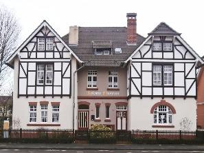 Das Kolonie-Museum in Leverkusen
